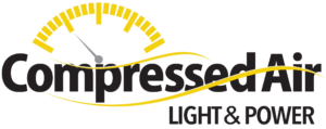 Compressed Air Light & Power Logo