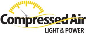 Compressed Air Light & Power Logo
